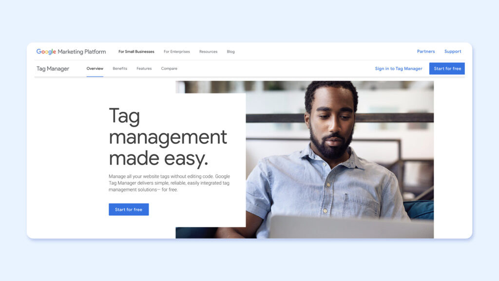 Google tag manager - how to use it to install pixels
